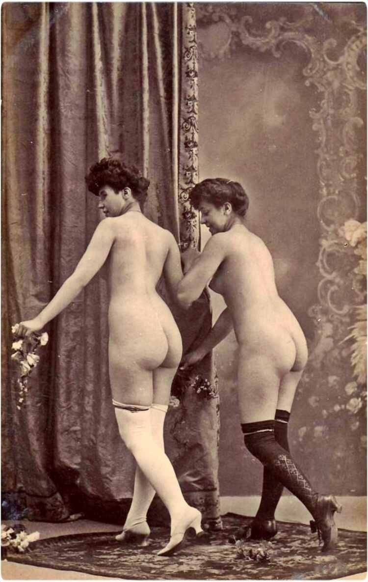 Victorian, nude, vintage - victorianchap | ello