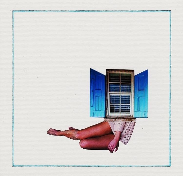 Saudade - Collage, Analogue, Colagem - marianabastoscollage | ello