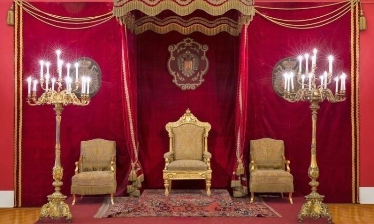 Imperial Throne - Vienna, AustriaHungary - realbrh | ello