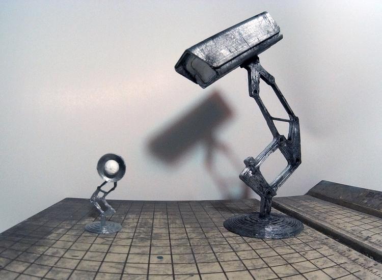 Luxo Jr Big Brother Designer To - csstanley | ello