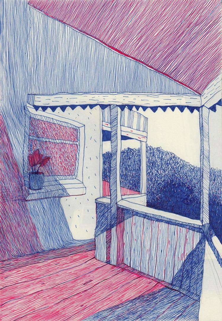 illustration, graphic - clescenco_irina | ello