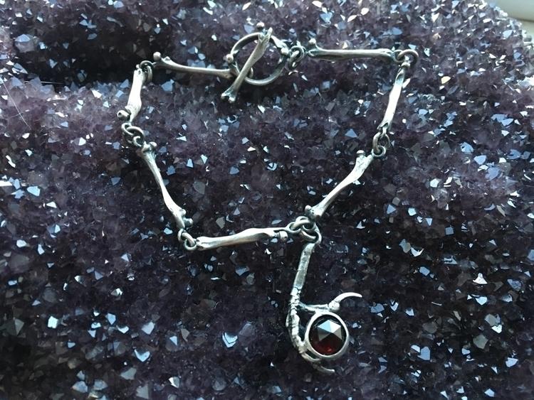 Seer chain bones bracelet - charlotteburkhart - lsdjewellery | ello