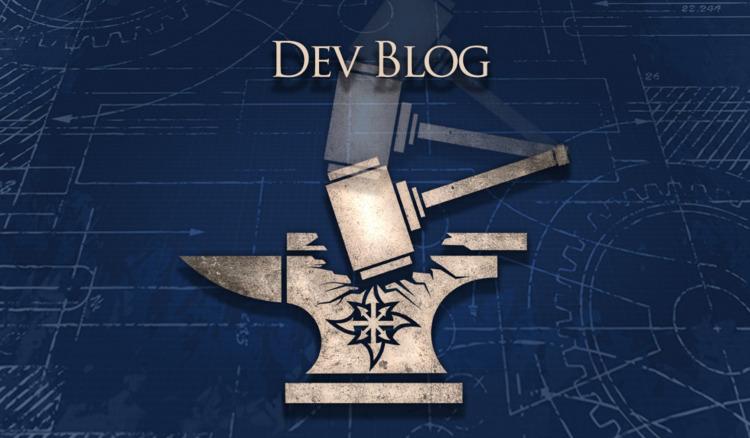 Dev Blog 55 week heavy progress - forgedchaos | ello