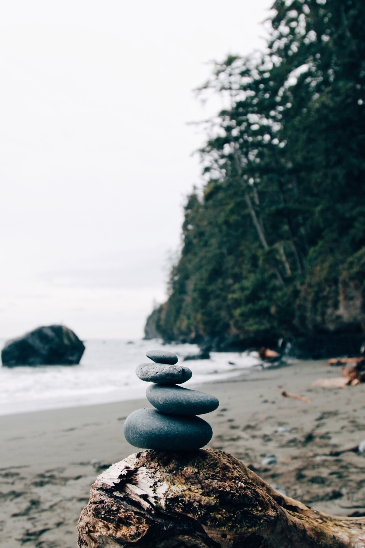 Balancing Act | Mystic Beach - ello - minnley | ello