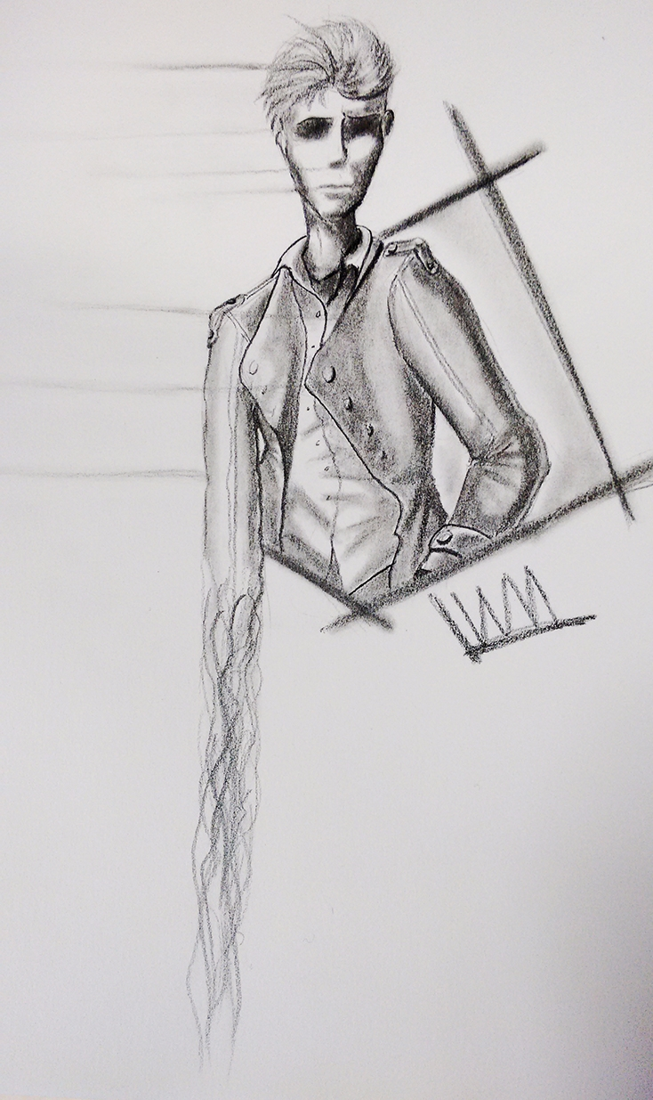 Vision dream - illustration, #pencil - lewm   ello
