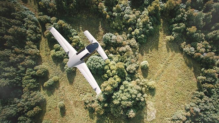 Lilium Jet, electric VTOL jet G - kimberlylloyd | ello