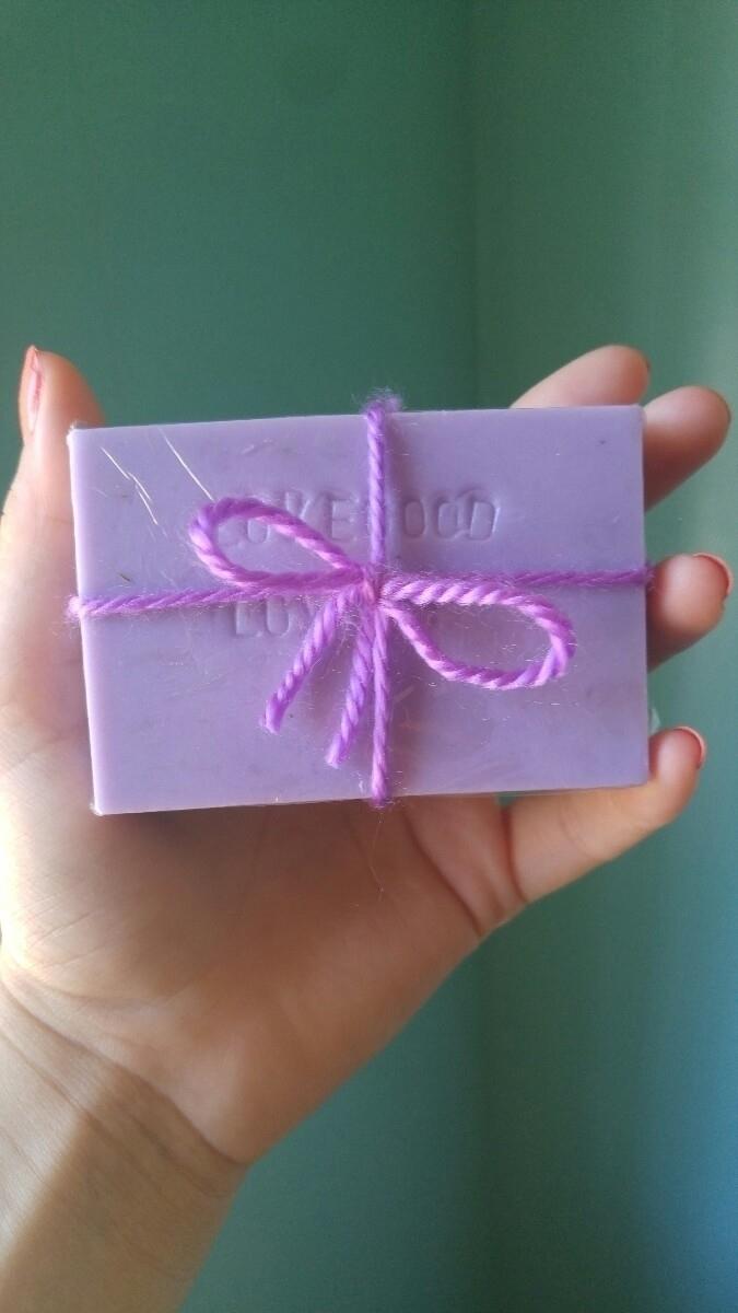 :sparkles:Lavender Goat Milk so - lovegoodluxury | ello