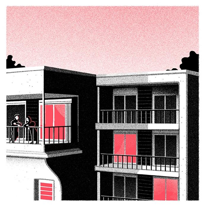 Living Suburbs - dylanfowler | ello