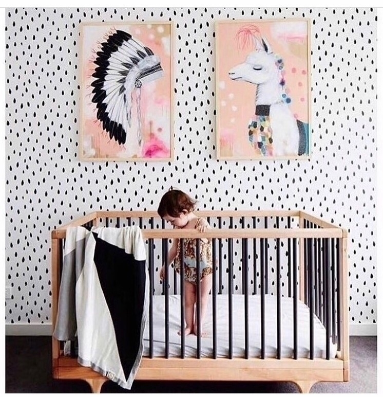 NURSERY INSPO // totally crushi - nurserycollective | ello