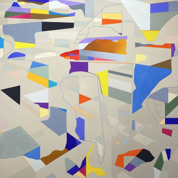 Territory (Oil canvas, 115cm 11 - dirkmarwig | ello