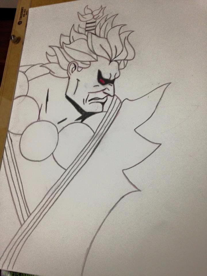 Akuma - Street Fighter - sevecenco | ello