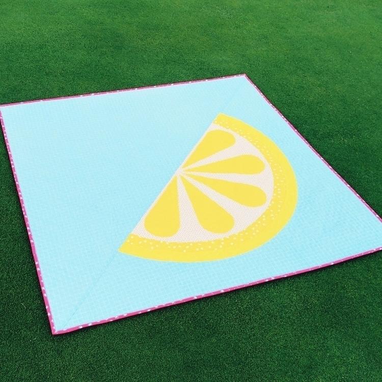 Sharing lemon quilt fabric Add  - sliceofpiquilts | ello