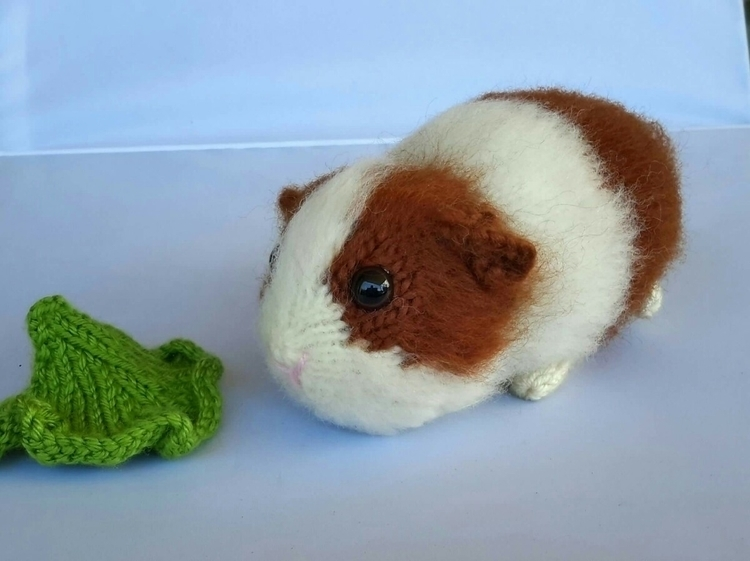Cute, fun poop clean Knitted pe - winterfellknits | ello