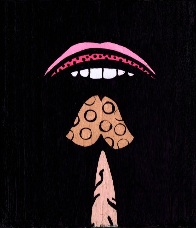 Tasting Mushrooms - erotic sugg - crd_larson   ello