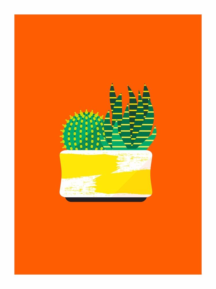 Cacti Prints! bentheillustrator - bentheillustrator   ello