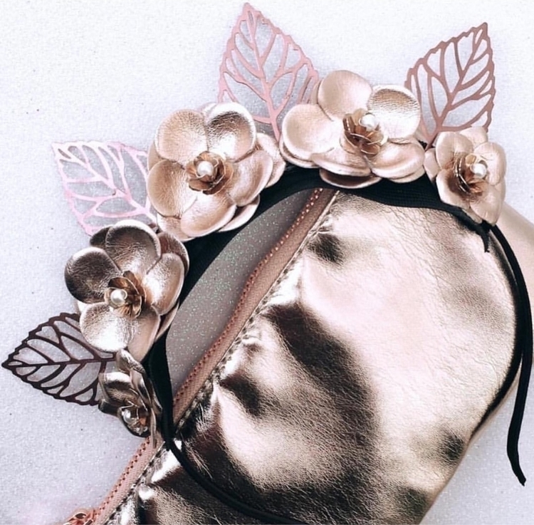 Autumn Grace Crown Rose Gold SO - doilydelightz | ello