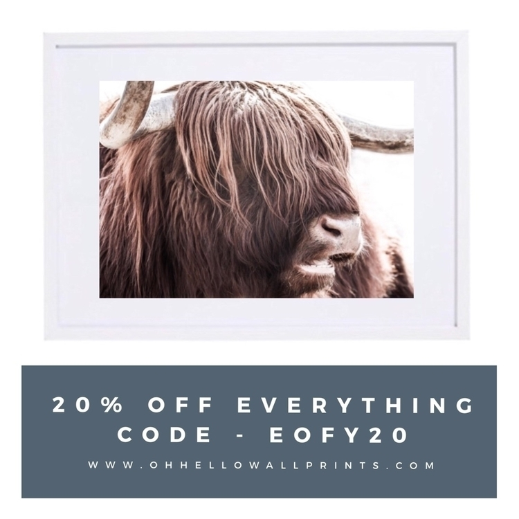 ||EOFY SALE|| code EOFY20 - sto - ohhellowallprints | ello