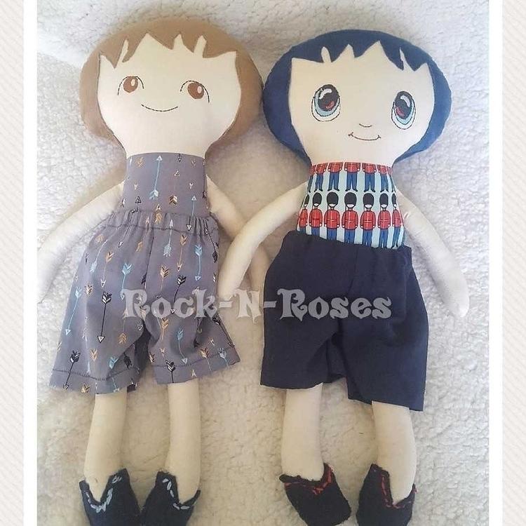 Boys Love Dolls - rocknrosesdolls | ello