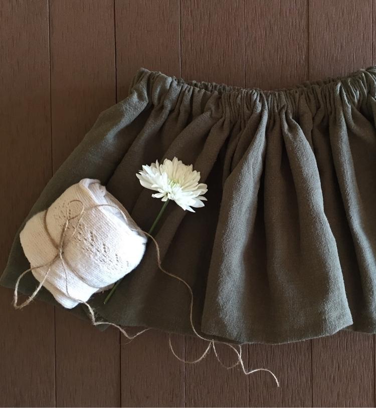 Introducing Clover linen Medium - miyaandma   ello