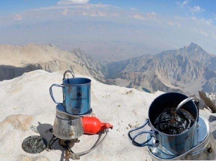 14,500 feet - coffee, photomix, iphone - d_nodave | ello