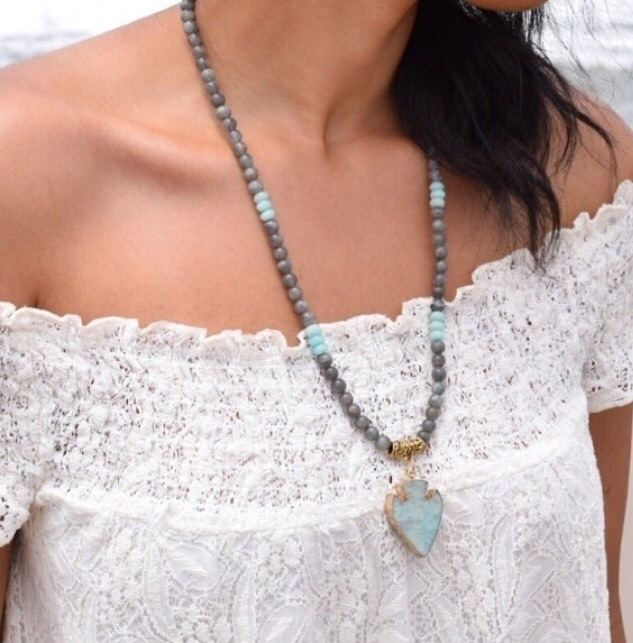 Amazonite: stone courage truth - thetwohandexchange | ello