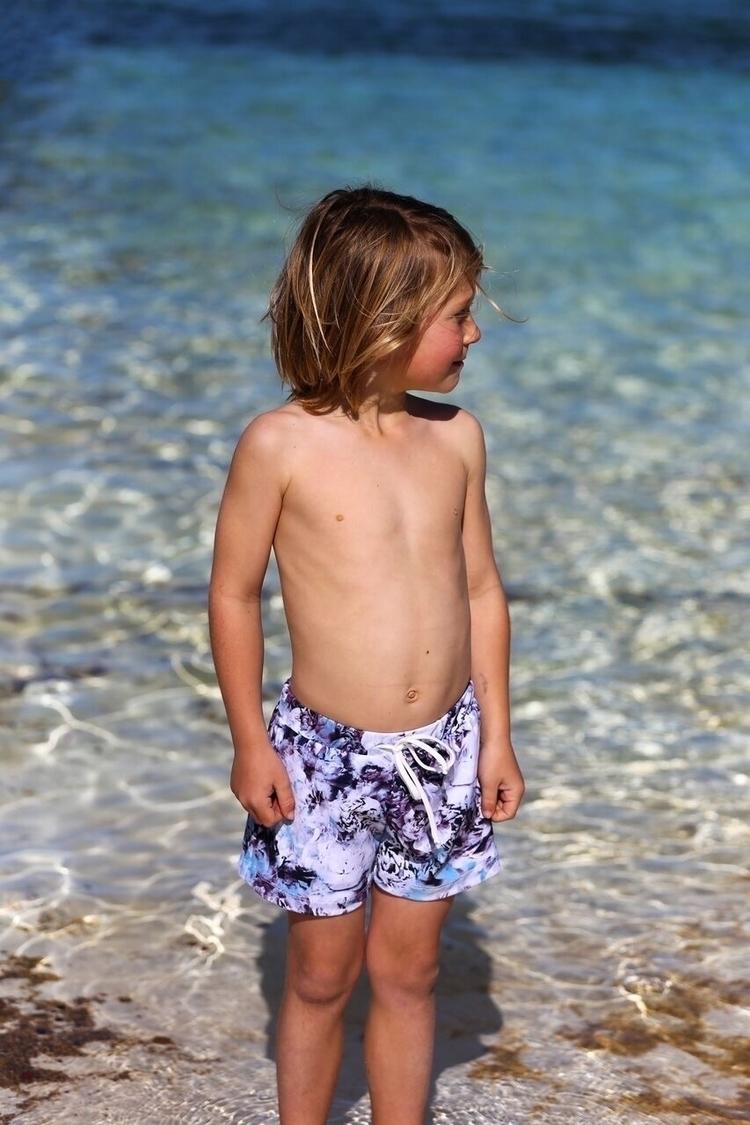 Paris Boardshorts - ondineswim   ello