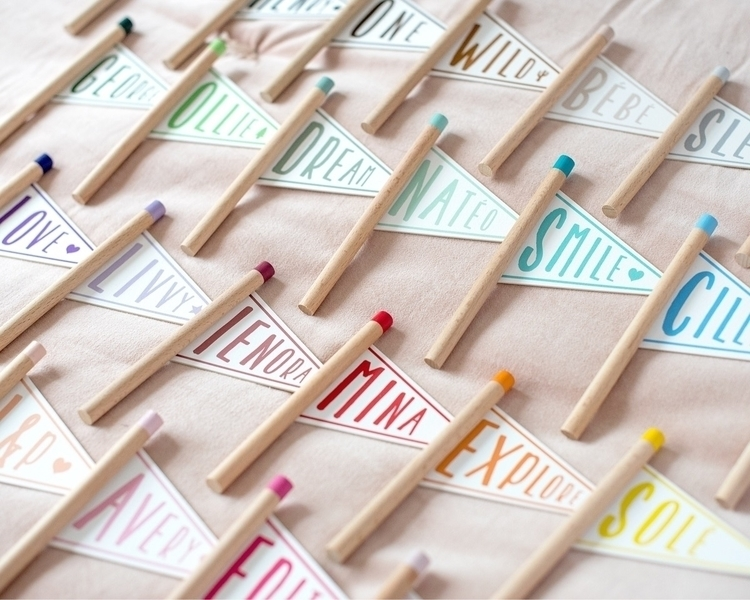 Bethany, 25, maker tiny flags c - thispaperbook | ello