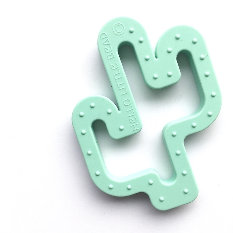 Beautiful mint silicone cactus  - colourmeinonline | ello