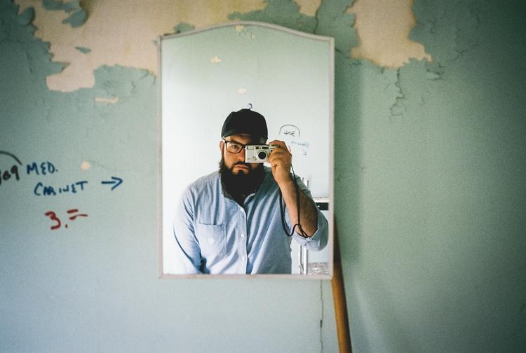Portrait - 35mm, film, photography - danbassini   ello