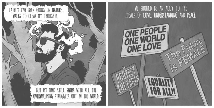 comic asshole - comics, ideals - n_straight | ello