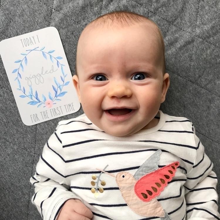 Baby giggles - lifeonwallace | ello