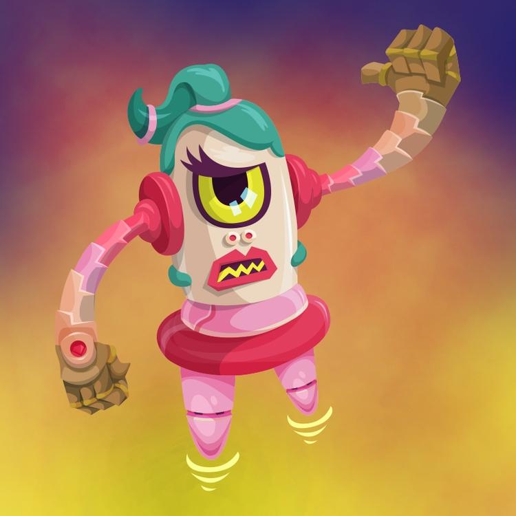 ZDroid Girl Power - shinobiskater   ello