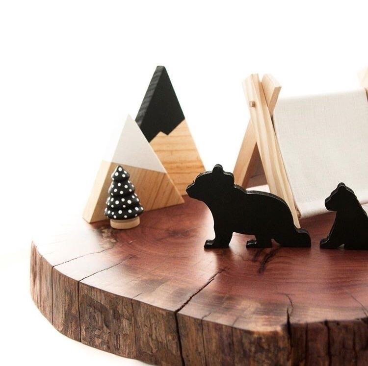 Mini shelf tents gorgeous addit - lillumberjacks | ello