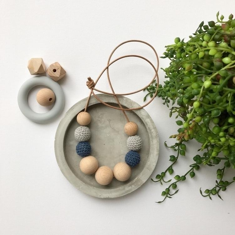 raw beechwood organic crochet n - evieandthebeads | ello