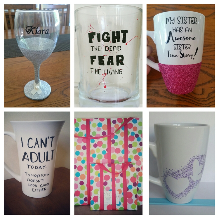 Personalised items - handmade - cs_dot_designs | ello