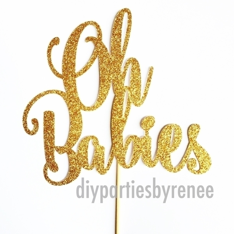 Beautiful cake topper mum celeb - diyparties | ello