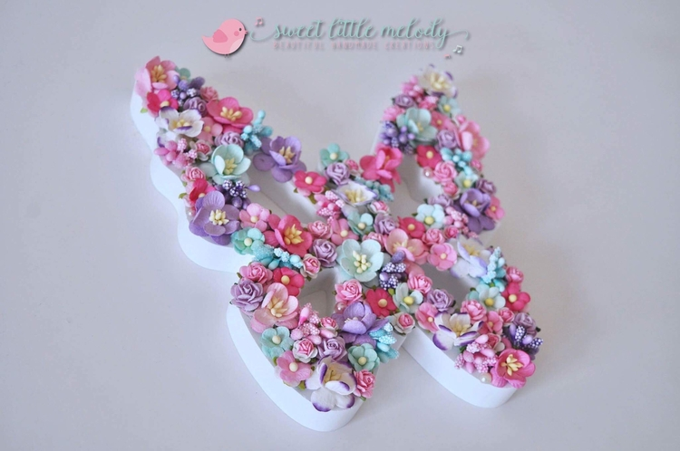 Wooden Butterfly adorned paper  - sweetlittlemelody | ello