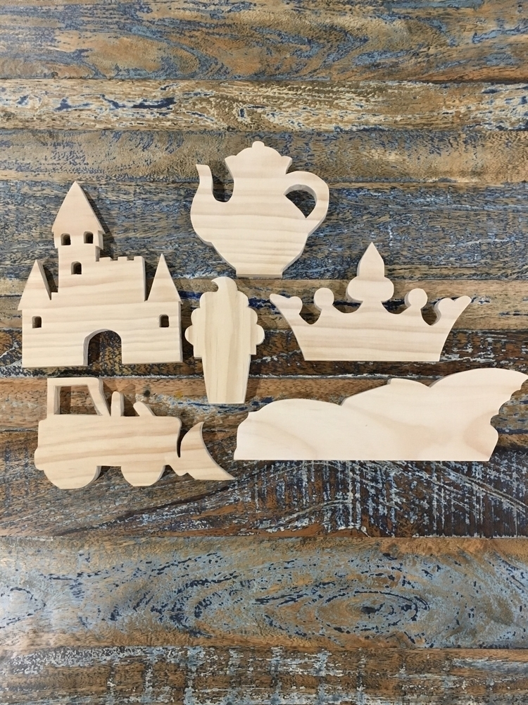 Excited show items - woodendecor - woodenitbefun | ello