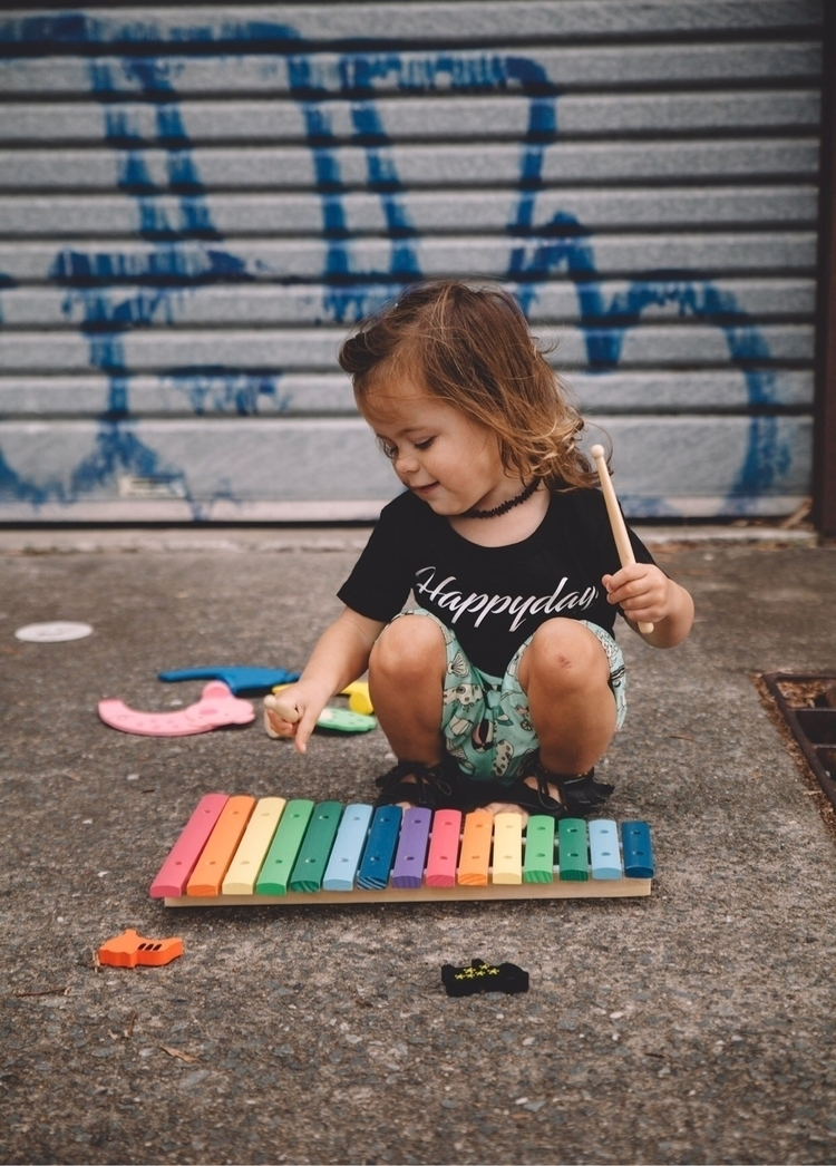 Rainbow xylophones bringing roc - catchafallingstar | ello