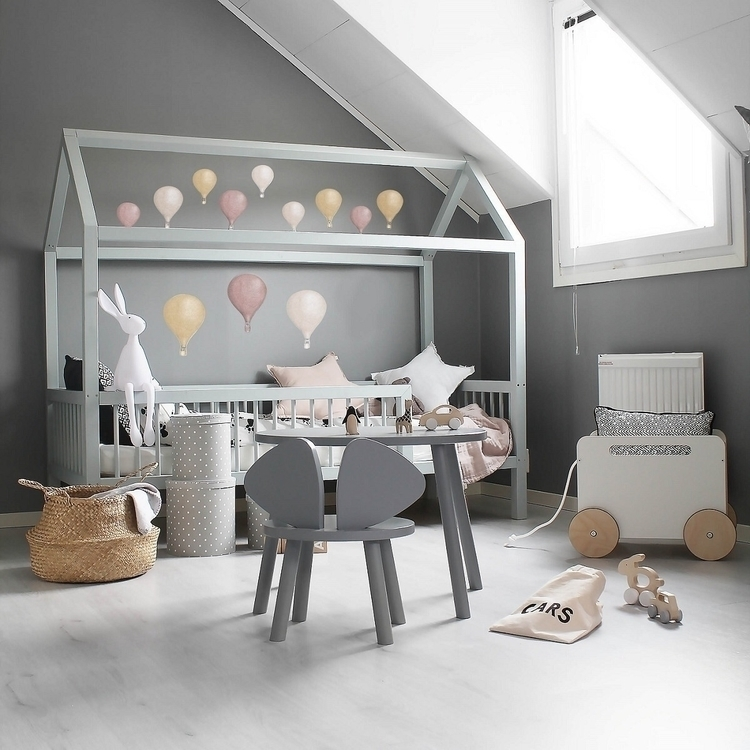 Gosh love image balloon wall st - 3littlecrowns | ello