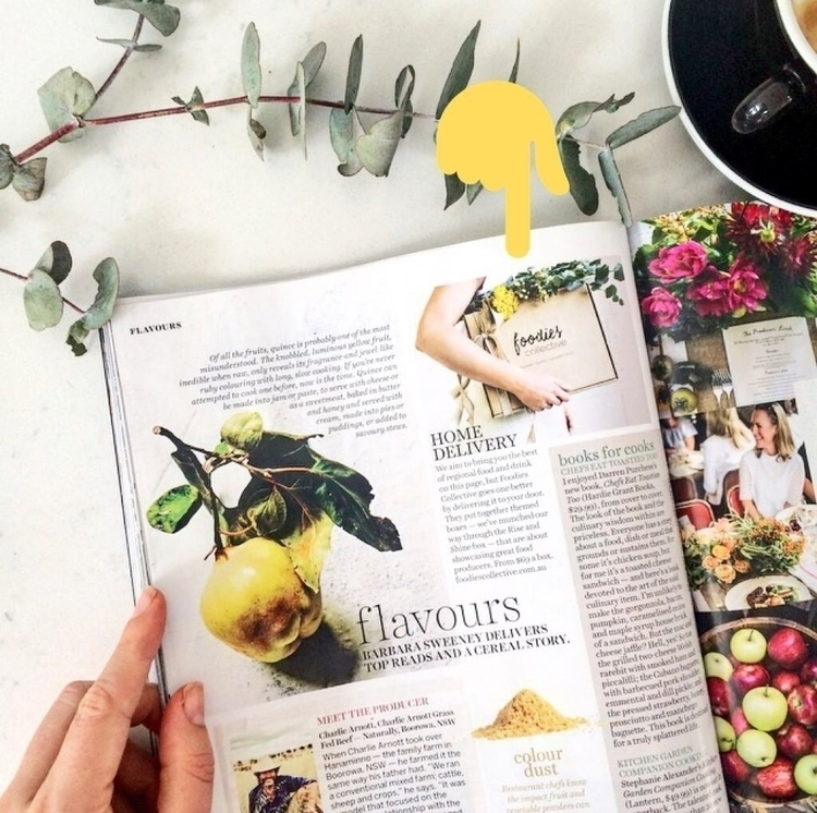 Country Style magazine... featu - foodiescollective | ello
