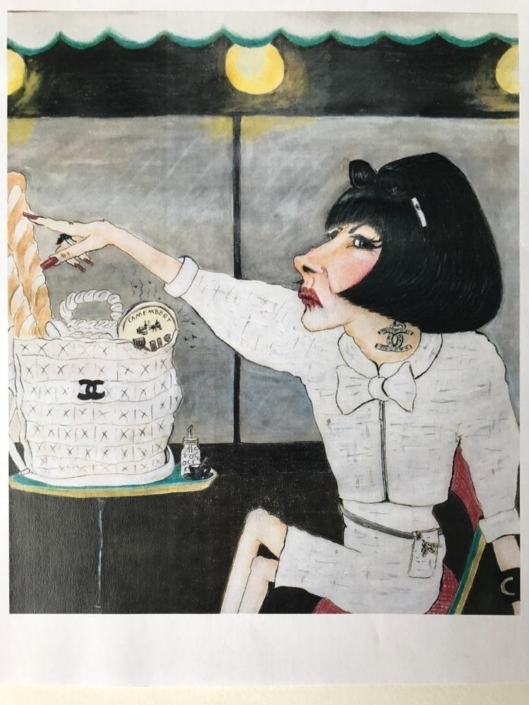 Jaqueline de Paris , Love smell - sonjashenouda2 | ello
