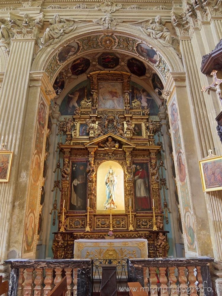 Milan (Italy): Chapel Rosary Ch - milanofotografo | ello