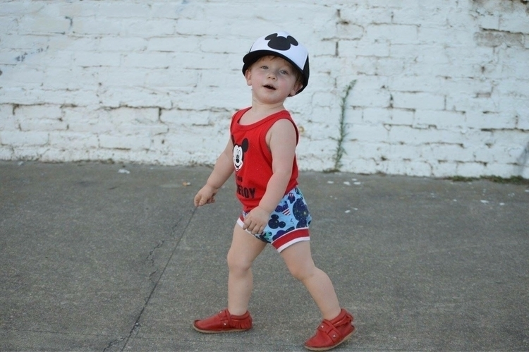 Mickey shorties  - mickey, toddlerlife - baby_tanner_ryan | ello