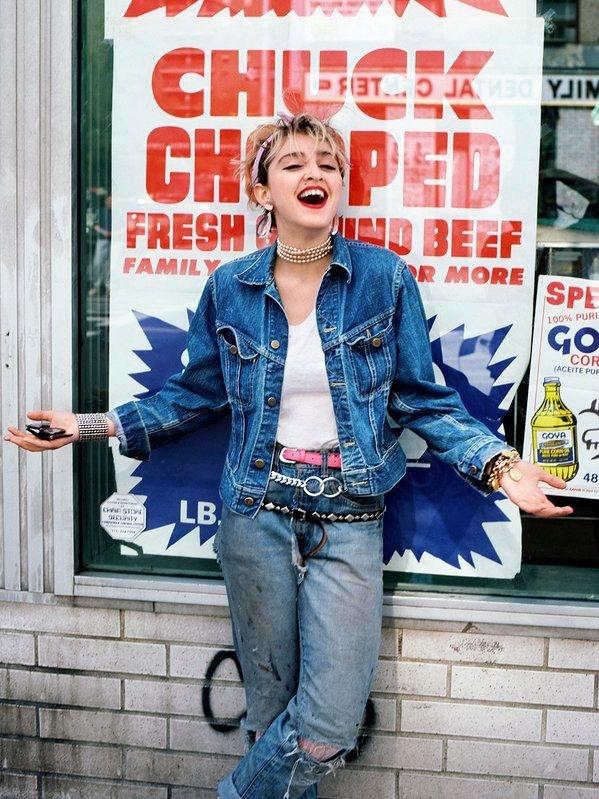 Madonna, 1982 - jimcofer | ello