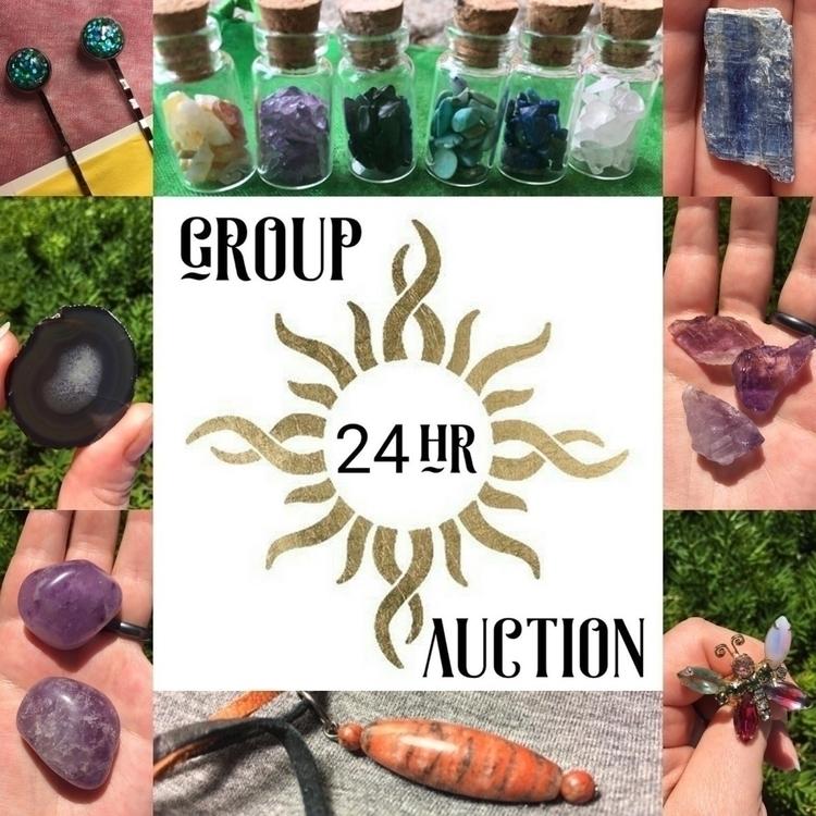 Group AUCTION starts evening 6  - magikaleeinclined | ello