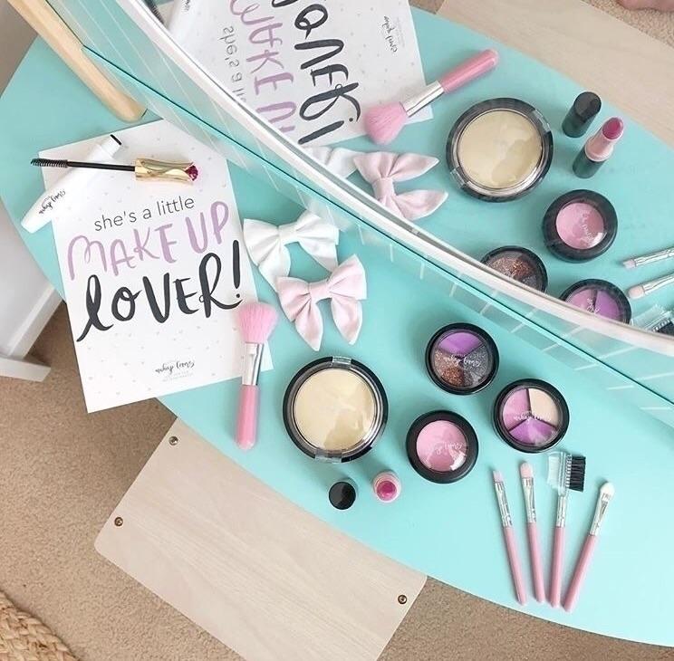 makeup lover . decor print rang - littlemakeuplovers   ello