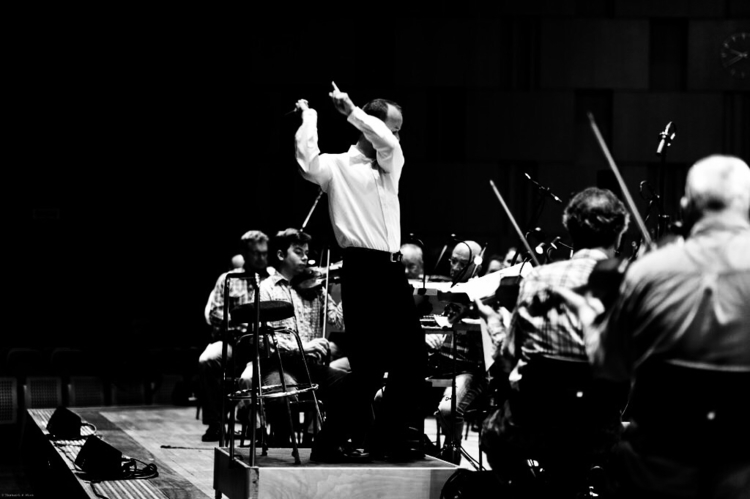 Frank, conducting - thomasmank | ello