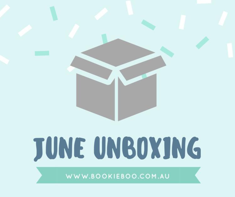 JUNE UNBOXING blog Head website - bookieboobox | ello