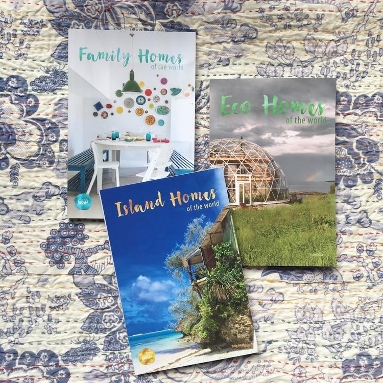 start work fourth 'Homes World - oftheworldbooks | ello
